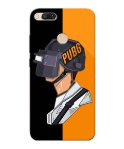 Pubg Cartoon Xiaomi Mi A1 Mobile Cover