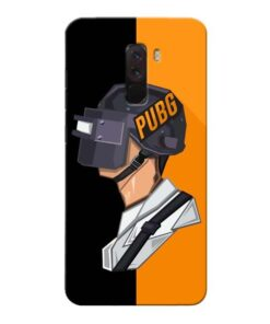 Pubg Cartoon Xiaomi Poco F1 Mobile Cover