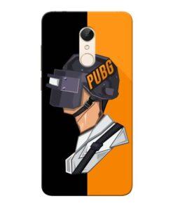 Pubg Cartoon Xiaomi Redmi 5 Mobile Cover