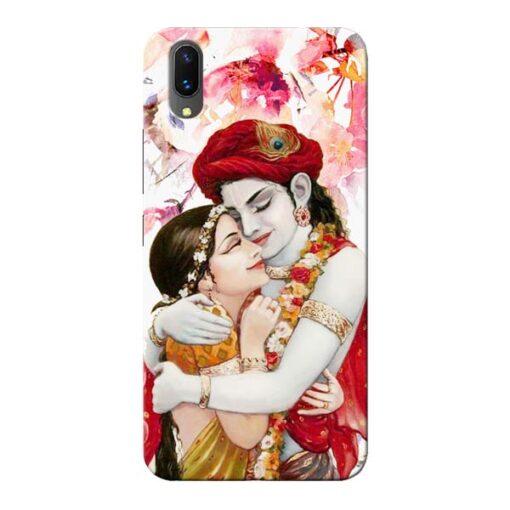 Radha Krishn Vivo X21 Mobile Cover
