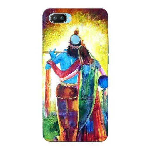 Radha Krishna Oppo Realme 2 Pro Mobile Cover