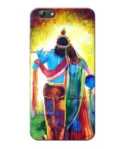 Radha Krishna Vivo Y66 Mobile Cover