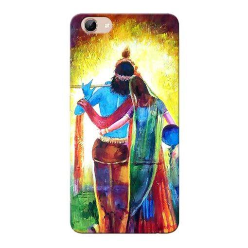 Radha Krishna Vivo Y71 Mobile Cover