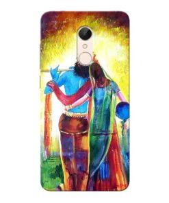 Radha Krishna Xiaomi Redmi 5 Mobile Cover