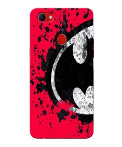 Red Batman Oppo F7 Mobile Covers
