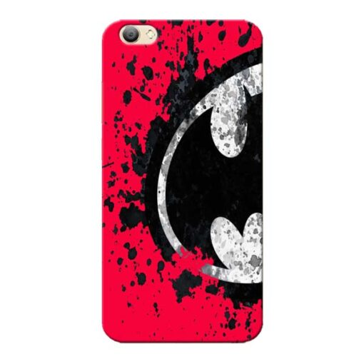 Red Batman Vivo V5s Mobile Cover
