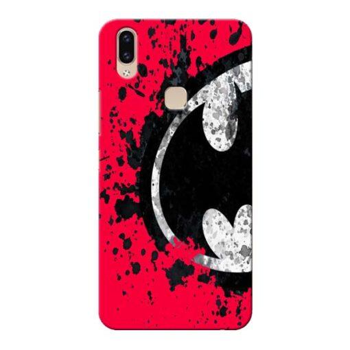 Red Batman Vivo V9 Mobile Cover