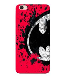 Red Batman Vivo Y55s Mobile Cover