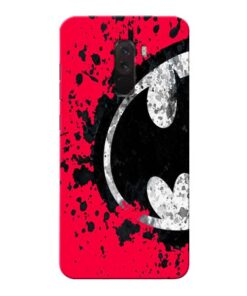 Red Batman Xiaomi Poco F1 Mobile Cover