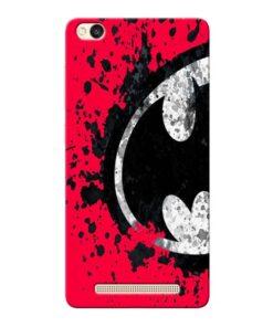 Red Batman Xiaomi Redmi 3s Mobile Cover