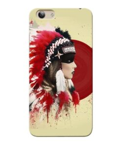 Red Cap Vivo Y53i Mobile Cover