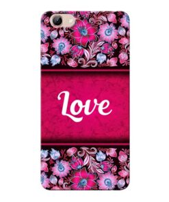 Red Love Vivo Y71 Mobile Cover