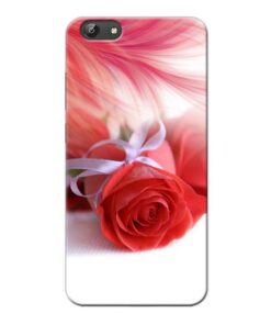 Red Rose Vivo Y69 Mobile Cover