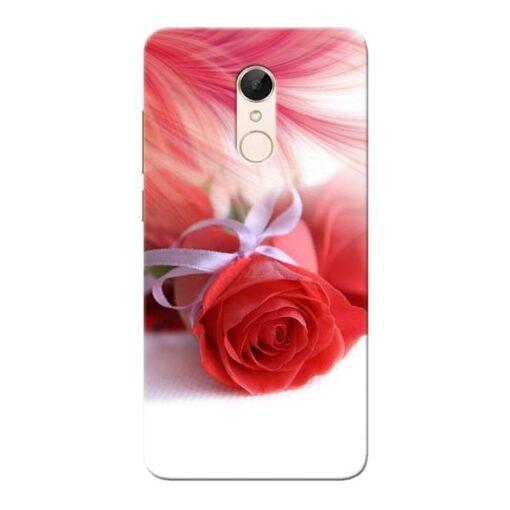 Red Rose Xiaomi Redmi 5 Mobile Cover