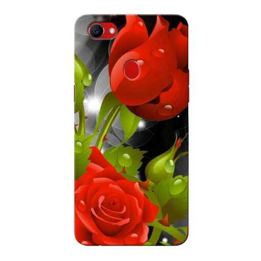 Rose Flower Oppo F7 Mobile Covers