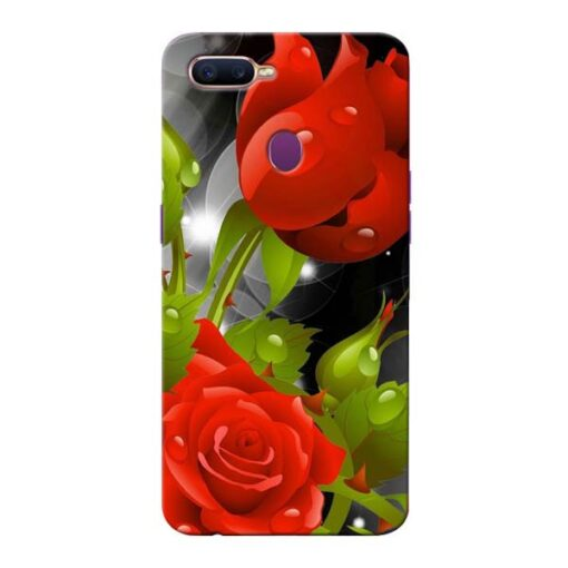 Rose Flower Oppo F9 Pro Mobile Cover