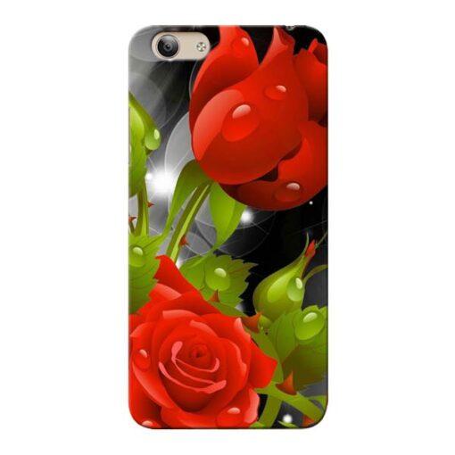 Rose Flower Vivo Y53i Mobile Cover