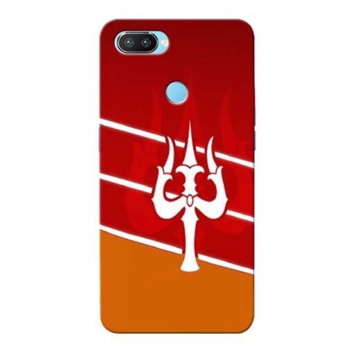 Shiva Trishul Oppo Realme 2 Pro Mobile Cover