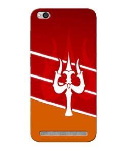 Shiva Trishul Xiaomi Redmi 5A Mobile Cover