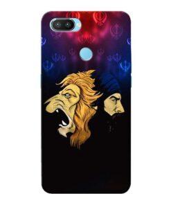 Singh Lion Oppo Realme 2 Pro Mobile Cover