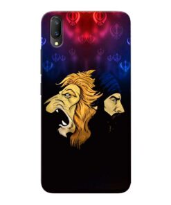 Singh Lion Vivo V11 Pro Mobile Cover