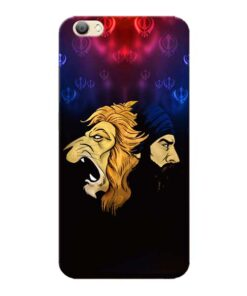 Singh Lion Vivo V5s Mobile Cover