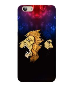Singh Lion Vivo Y53i Mobile Cover