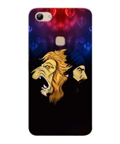 Singh Lion Vivo Y81 Mobile Cover