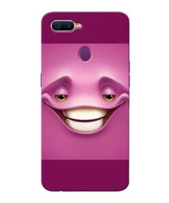 Smiley Danger Oppo F9 Pro Mobile Cover