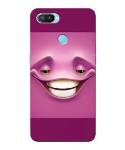 Smiley Danger Oppo Realme 2 Pro Mobile Cover