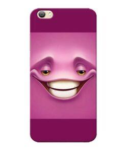 Smiley Danger Vivo V5s Mobile Cover