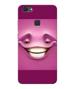 Smiley Danger Vivo V7 Plus Mobile Cover
