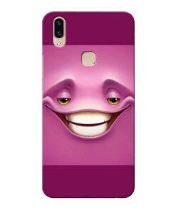 Smiley Danger Vivo V9 Mobile Cover