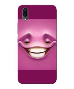 Smiley Danger Vivo X21 Mobile Cover