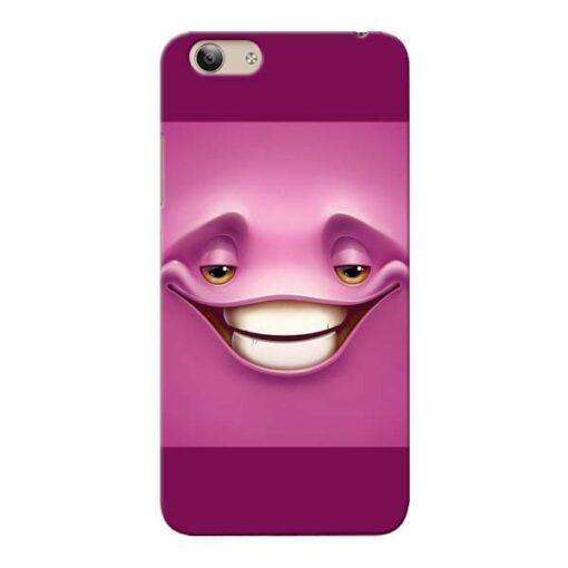 Smiley Danger Vivo Y53i Mobile Cover