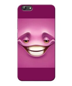 Smiley Danger Vivo Y66 Mobile Cover