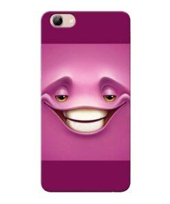 Smiley Danger Vivo Y71 Mobile Cover