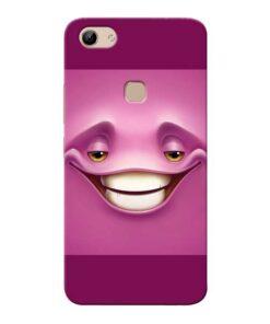 Smiley Danger Vivo Y81 Mobile Cover