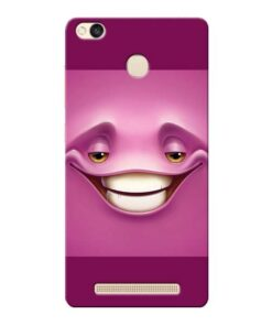 Smiley Danger Xiaomi Redmi 3s Prime Mobile Cover