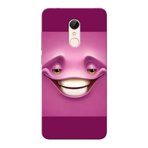Smiley Danger Xiaomi Redmi 5 Mobile Cover