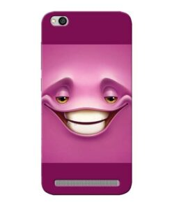 Smiley Danger Xiaomi Redmi 5A Mobile Cover