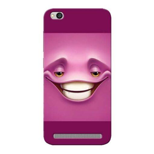 Smiley Danger Xiaomi Redmi 5A Mobile Cover