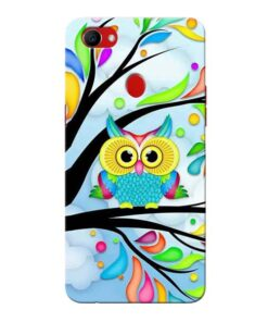Spring Owl Oppo F7 Mobile Covers