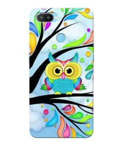 Spring Owl Oppo Realme 2 Pro Mobile Cover