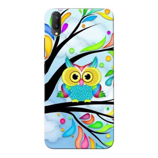 Spring Owl Vivo V11 Pro Mobile Cover