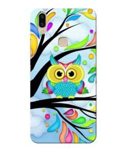 Spring Owl Vivo V9 Mobile Cover
