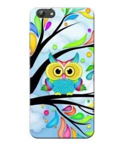 Spring Owl Vivo Y69 Mobile Cover