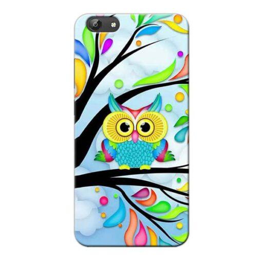 Spring Owl Vivo Y69 Mobile Cover