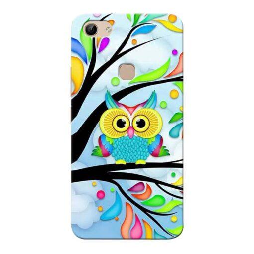 Spring Owl Vivo Y83 Mobile Cover
