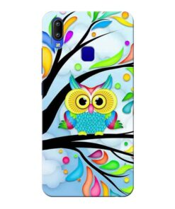 Spring Owl Vivo Y95 Mobile Cover